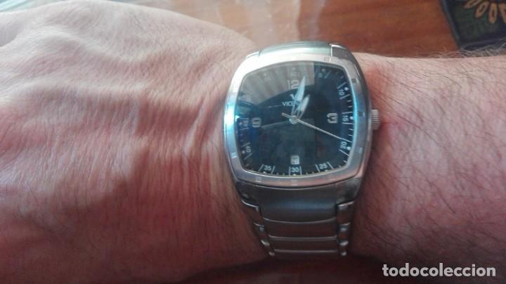Relojes - Viceroy: RELOJ VICEROY CON CALENDARIO - ALEJANDRO SANZ EDICIÓN NUMERADA Nº 0009. - Foto 7 - 132236370