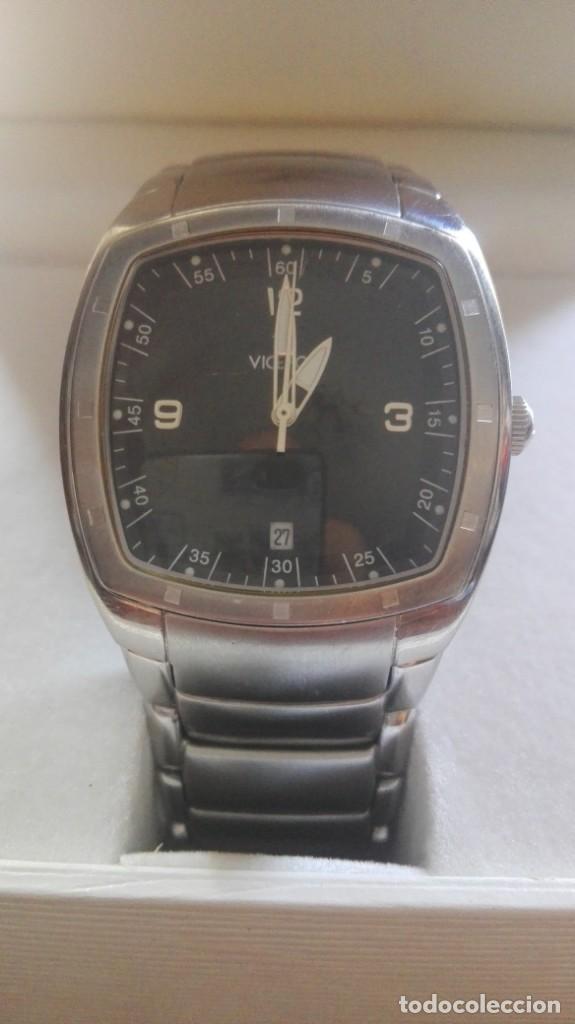 Relojes - Viceroy: RELOJ VICEROY CON CALENDARIO - ALEJANDRO SANZ EDICIÓN NUMERADA Nº 0009. - Foto 8 - 132236370