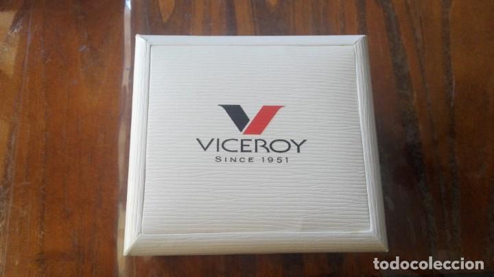 Relojes - Viceroy: RELOJ VICEROY CON CALENDARIO - ALEJANDRO SANZ EDICIÓN NUMERADA Nº 0009. - Foto 10 - 132236370
