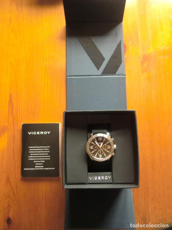 Relojes - Viceroy: Reloj VICEROY WR 100M. ¡Nuevo a estrenar! - Foto 2 - 132519642