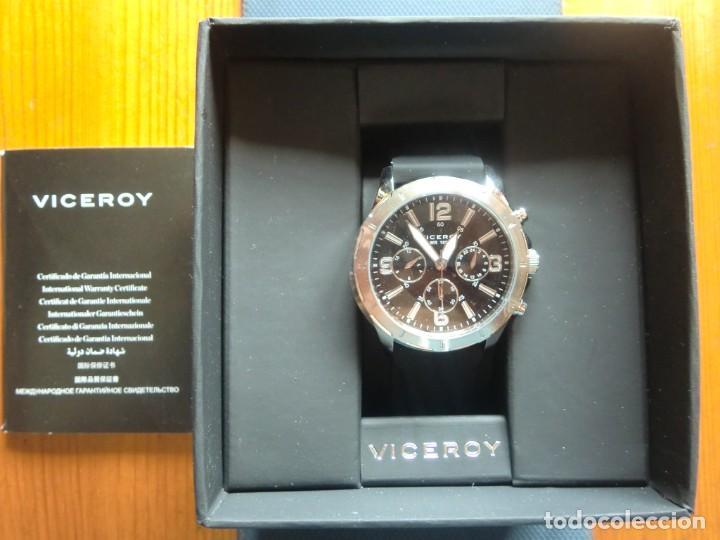 Relojes - Viceroy: Reloj VICEROY WR 100M. ¡Nuevo a estrenar! - Foto 3 - 132519642