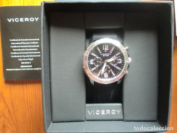 Relojes - Viceroy: Reloj VICEROY WR 100M. ¡Nuevo a estrenar! - Foto 4 - 132519642