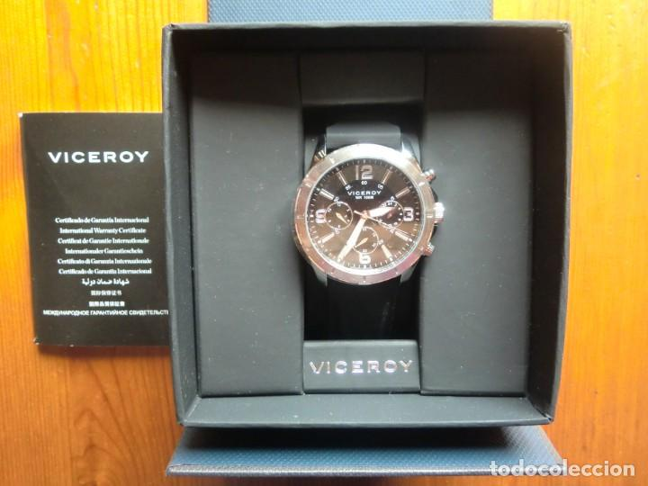 Relojes - Viceroy: Reloj VICEROY WR 100M. ¡Nuevo a estrenar! - Foto 5 - 132519642