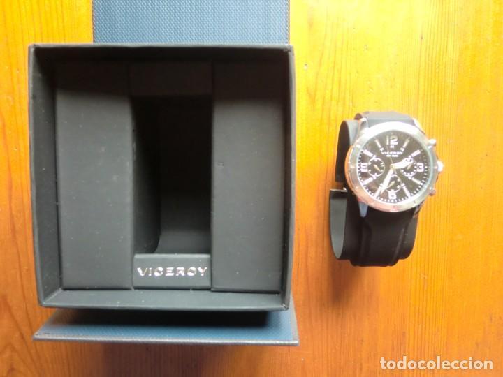 Relojes - Viceroy: Reloj VICEROY WR 100M. ¡Nuevo a estrenar! - Foto 6 - 132519642