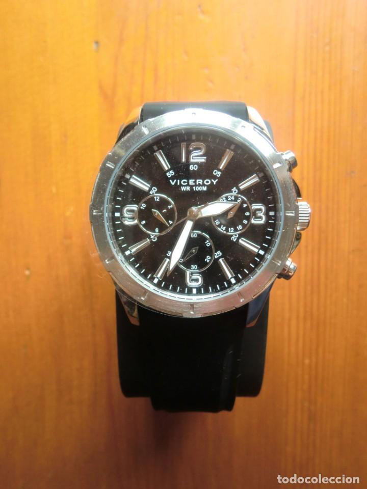 Relojes - Viceroy: Reloj VICEROY WR 100M. ¡Nuevo a estrenar! - Foto 8 - 132519642