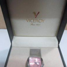 Relojes - Viceroy: RELOJ VICEROY DE CUARZO PARA MUJER - EN SU ESTUCHE. Lote 133034034