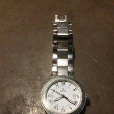 Relojes - Viceroy: RELOJ VICEROY SEÑORA STAINLESS STEEL CON CALENDARIO. Lote 133309030
