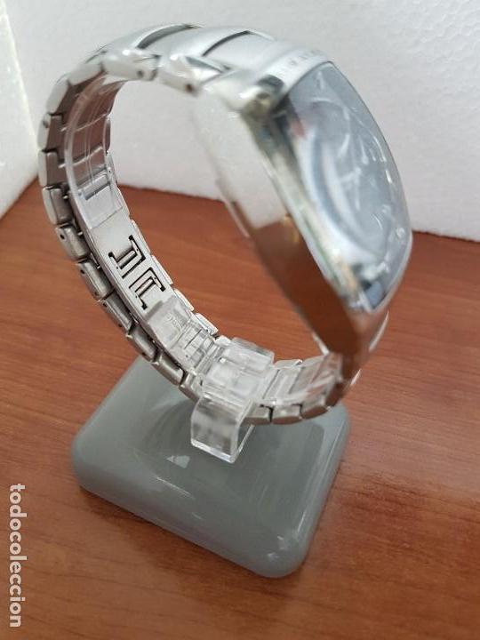 Relojes - Viceroy: Reloj caballero acero VICEROY cronografo cuarzo con calendario a las cuatro, correa acero original - Foto 6 - 138757082