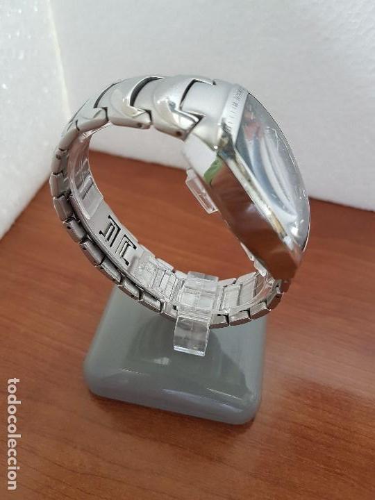 Relojes - Viceroy: Reloj caballero acero VICEROY cronografo cuarzo con calendario a las cuatro, correa acero original - Foto 7 - 138757082