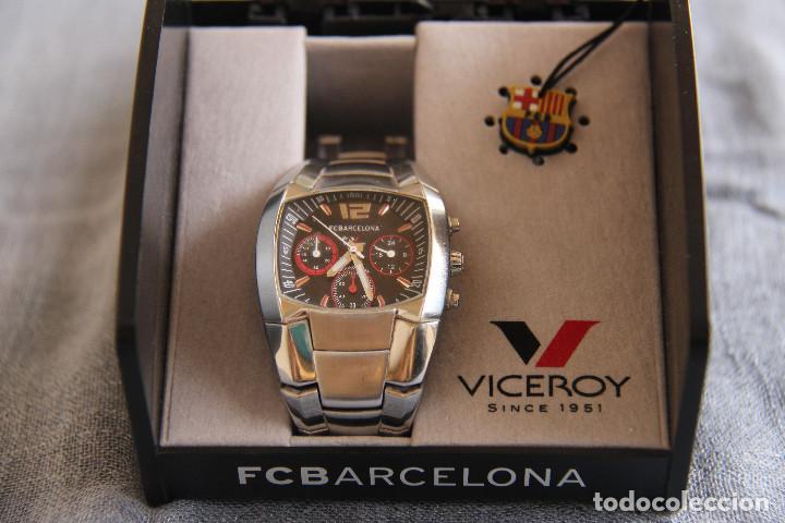 Reloj de pulsera hombre Viceroy - 50 aniversario FC BARCELONA - Modelo 43767 3f3066d4633