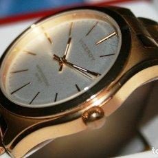 Relojes - Viceroy: RELOJ VICEROY CHAPADO EN ORO, DE CUARZO (CON ESTUCHE). Lote 142406386