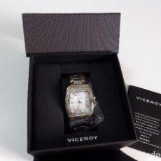 Relojes - Viceroy: ELEGANTE RELOJ VICEROY, NUEVO EN SU CAJA ORIGINAL. Lote 146618482