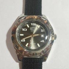 Relojes - Viceroy: VICEROY 43801( REAL MADRID 1902-2002 ) CAJA DE ACERO 43 M/M.C/C.CALENDARIO,SEGUNDERO.. Lote 147170706