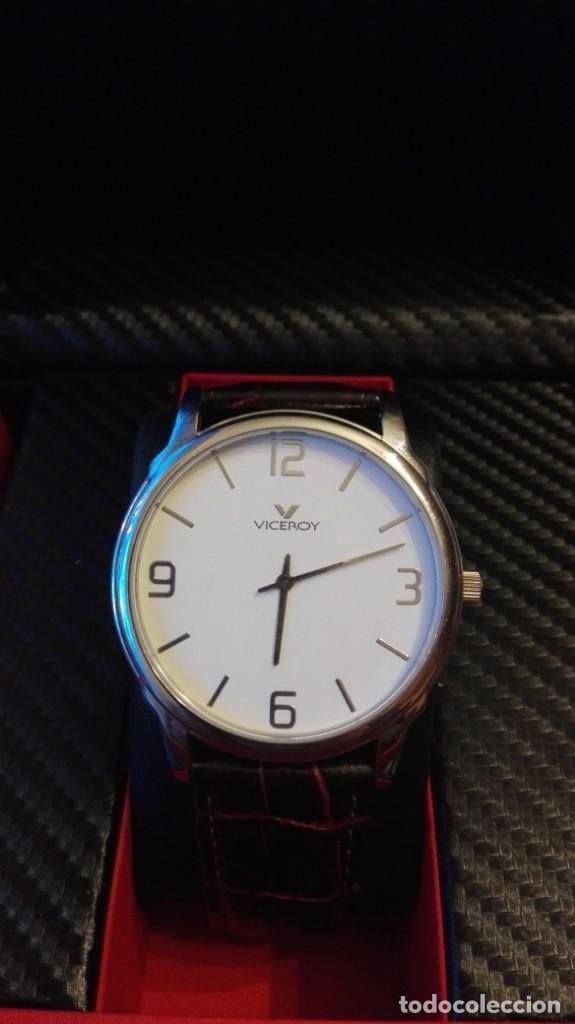 RELOJ DE PULSERA CLÁSICO VICEROY. (Relojes - Relojes Actuales - Viceroy)
