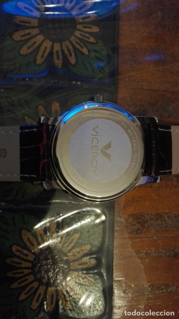 Relojes - Viceroy: RELOJ DE PULSERA CLÁSICO VICEROY. - Foto 4 - 147782442