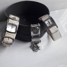 Relojes - Viceroy: 3 RELOJES DE CUARZO #BREIL#VICEROY#VALENTIN RAMOS#. Lote 148150070