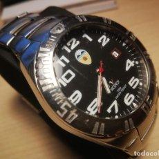 Relojes - Viceroy: RELOJ VICEROY OFICIAL DEL VALENCIA CLUB DE FUTBOL_43845-05 SUMERGIBLE 100M. ACERO INOXIDABLE.. Lote 148663942