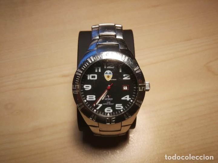 Relojes - Viceroy: Reloj Viceroy Oficial del Valencia Club de Futbol_43845-05 Sumergible 100m. Acero inoxidable. - Foto 2 - 148663942