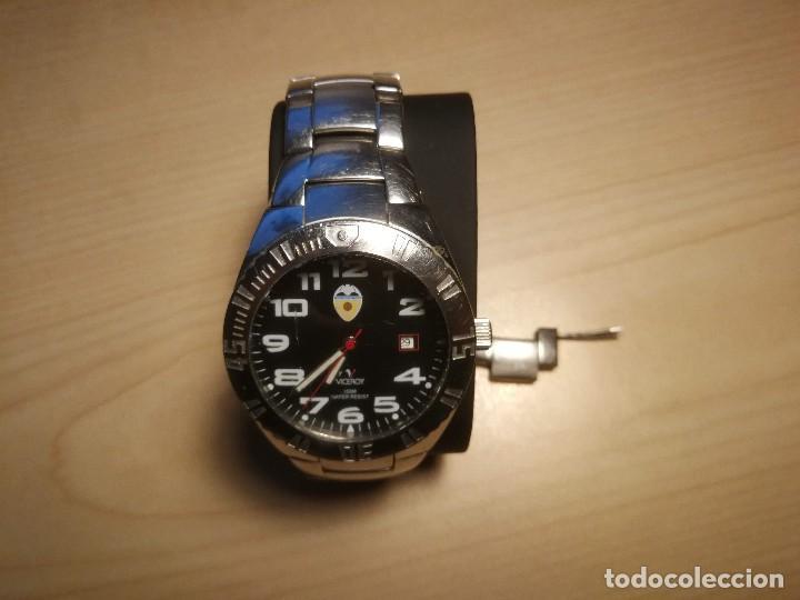 Relojes - Viceroy: Reloj Viceroy Oficial del Valencia Club de Futbol_43845-05 Sumergible 100m. Acero inoxidable. - Foto 3 - 148663942