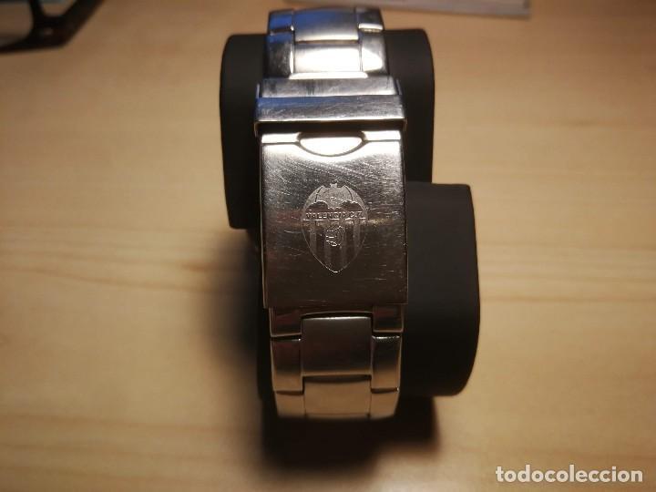 Relojes - Viceroy: Reloj Viceroy Oficial del Valencia Club de Futbol_43845-05 Sumergible 100m. Acero inoxidable. - Foto 4 - 148663942