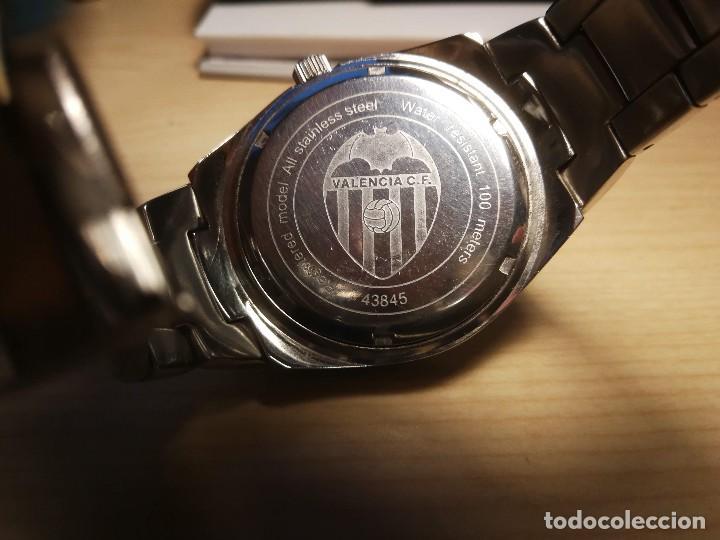 Relojes - Viceroy: Reloj Viceroy Oficial del Valencia Club de Futbol_43845-05 Sumergible 100m. Acero inoxidable. - Foto 5 - 148663942