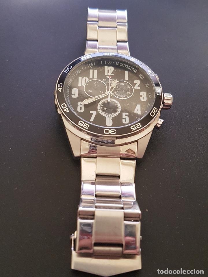 Relojes - Viceroy: RELOJ AUTENTICO VICEROY CON CAJA ORIGINAL - MODELO 432080 - ENVIO GRATIS - LEER DESCRIPCION - Foto 2 - 150748486