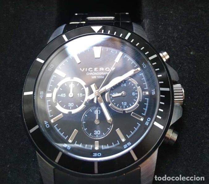 Relojes - Viceroy: Reloj VICEROY de caballero con muy poco uso - Foto 2 - 153213142