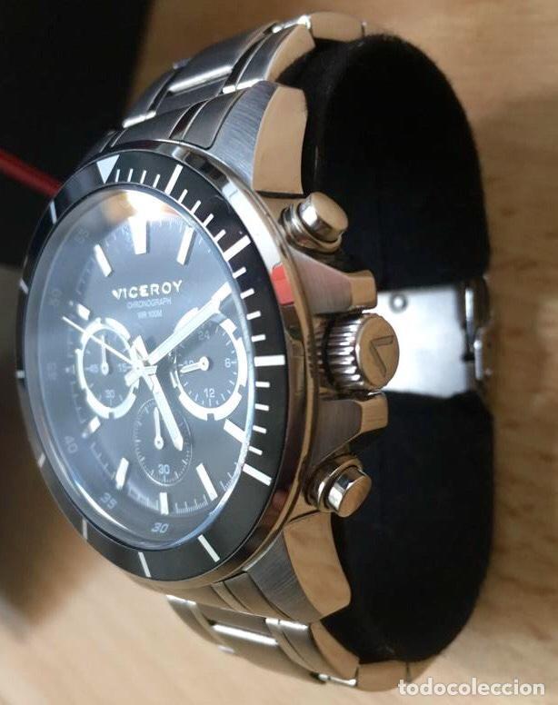 Relojes - Viceroy: Reloj VICEROY de caballero con muy poco uso - Foto 3 - 153213142