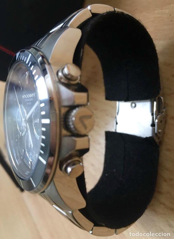 Relojes - Viceroy: Reloj VICEROY de caballero con muy poco uso - Foto 4 - 153213142