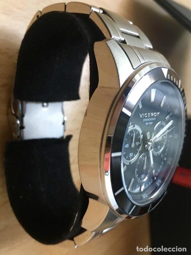 Relojes - Viceroy: Reloj VICEROY de caballero con muy poco uso - Foto 5 - 153213142