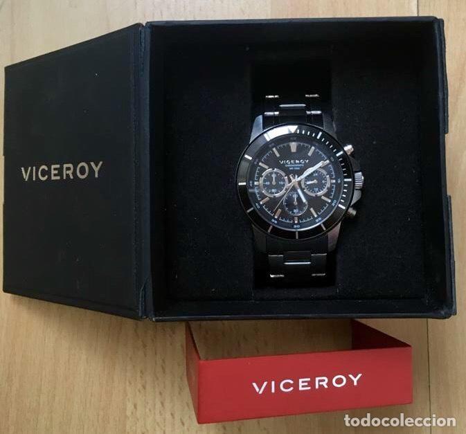 Relojes - Viceroy: Reloj VICEROY de caballero con muy poco uso - Foto 7 - 153213142