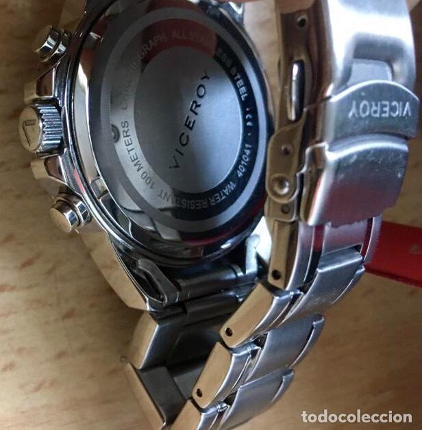 Relojes - Viceroy: Reloj VICEROY de caballero con muy poco uso - Foto 9 - 153213142