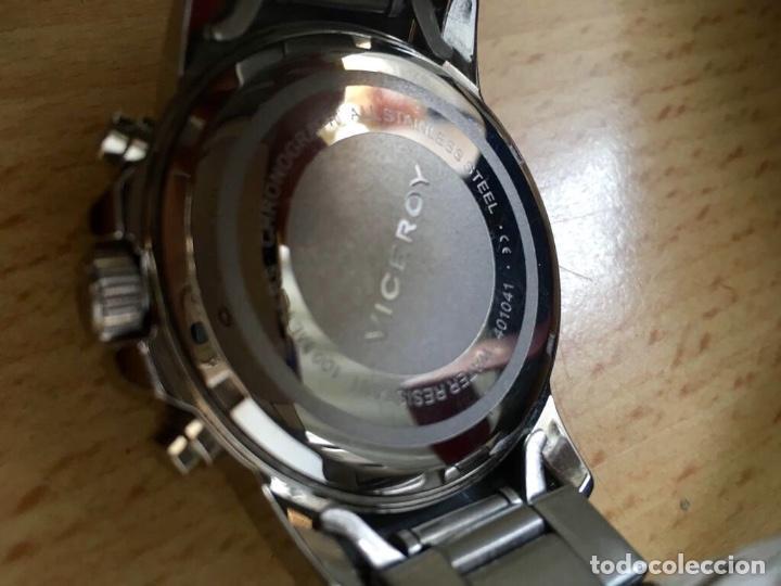 Relojes - Viceroy: Reloj VICEROY de caballero con muy poco uso - Foto 10 - 153213142