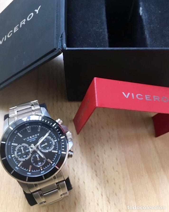 Relojes - Viceroy: Reloj VICEROY de caballero con muy poco uso - Foto 11 - 153213142
