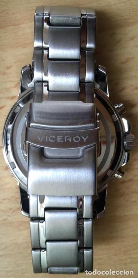 Relojes - Viceroy: Reloj VICEROY de caballero con muy poco uso - Foto 13 - 153213142