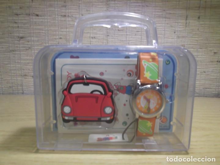 ad476a908e39 Reloj Viceroy para niños Los Lunis,con caja y llavero de coche de  regalo.Vintage