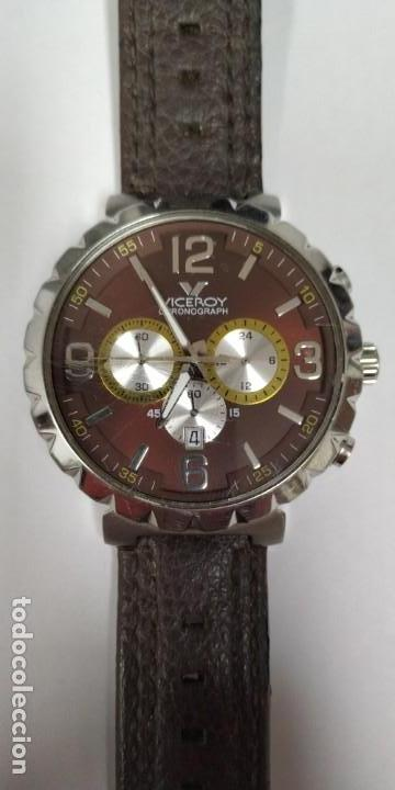 RELOJ VICEROY CRONOGRAFO (Relojes - Relojes Actuales - Viceroy)