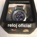 Relojes - Viceroy: RELOJ VICEROY OFICIAL REAL MADRID MORADO . Lote 159290014
