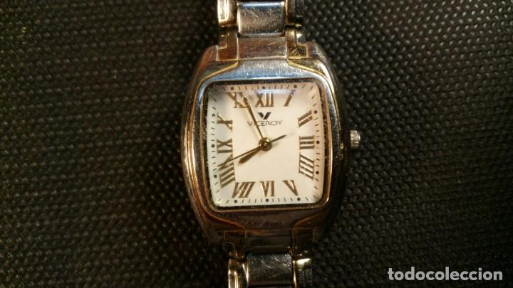 RELOJ DE QUARTZ VICEROY EN ACERO - PULSERA VICEROY (Relojes - Relojes Actuales - Viceroy)