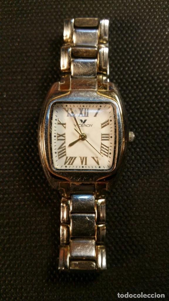 Relojes - Viceroy: RELOJ DE QUARTZ VICEROY EN ACERO - PULSERA VICEROY - Foto 2 - 159788202