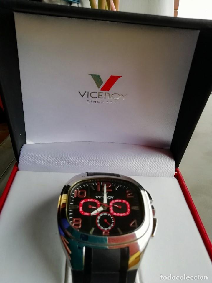 Relojes - Viceroy: RELOJ VICEROY Modelo promocionado por FERNANDO ALONSO - Foto 3 - 160415334