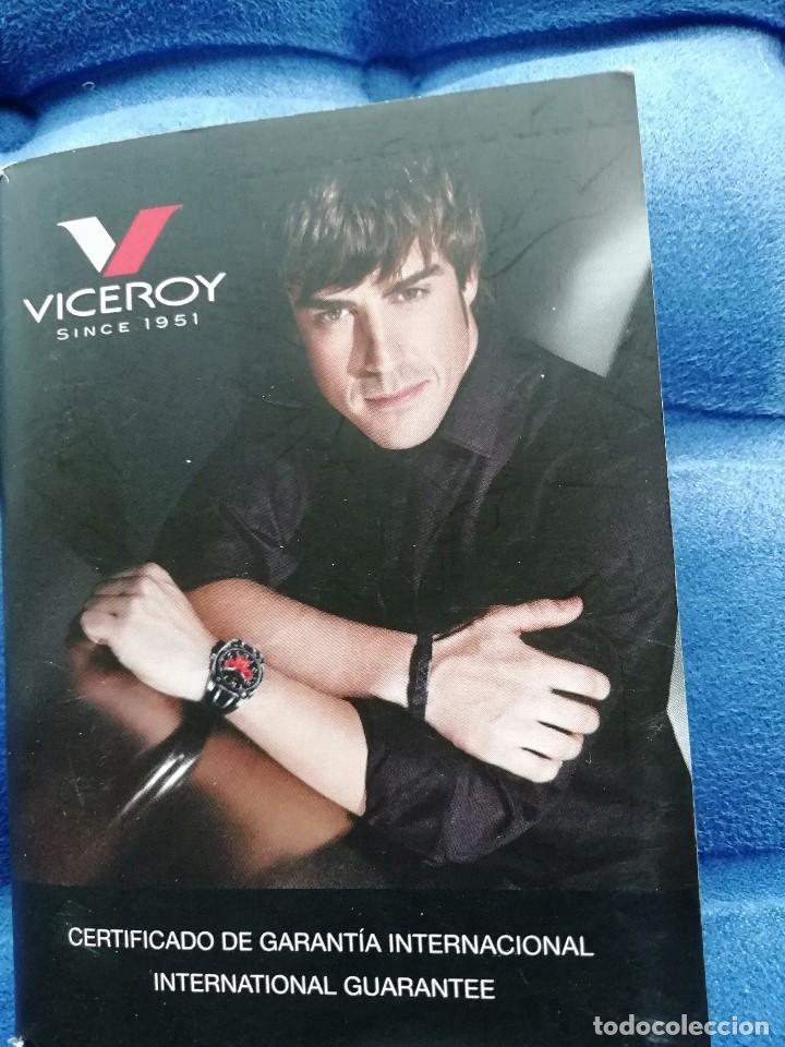 Relojes - Viceroy: RELOJ VICEROY Modelo promocionado por FERNANDO ALONSO - Foto 6 - 160415334