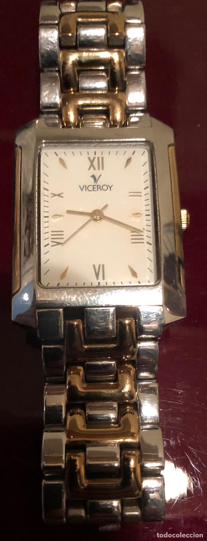 Relojes - Viceroy: Reloj de Quartz en acero, y acero chapado en oro Viceroy - Foto 2 - 163110466