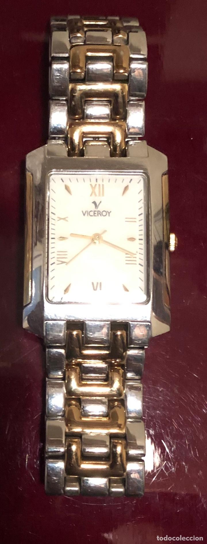 Relojes - Viceroy: Reloj de Quartz en acero, y acero chapado en oro Viceroy - Foto 3 - 163110466