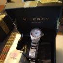 Relojes - Viceroy: RELOJ VICEROY SIN ESTRENAR REAL MADRID (DE LA DÉCIMA). Lote 167693060