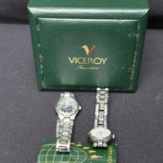 Relojes - Viceroy: 2 RELOJES VICEROY. Lote 169936925