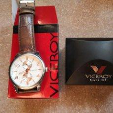 Relojes - Viceroy: PRECIOSO RELOJ VICEROY COMO NUEVO. Lote 171713313
