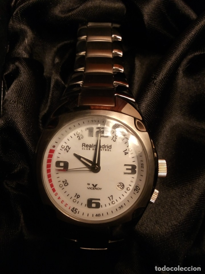 RELOJ REAL MADRID (SIN USO) (Relojes - Relojes Actuales - Viceroy)