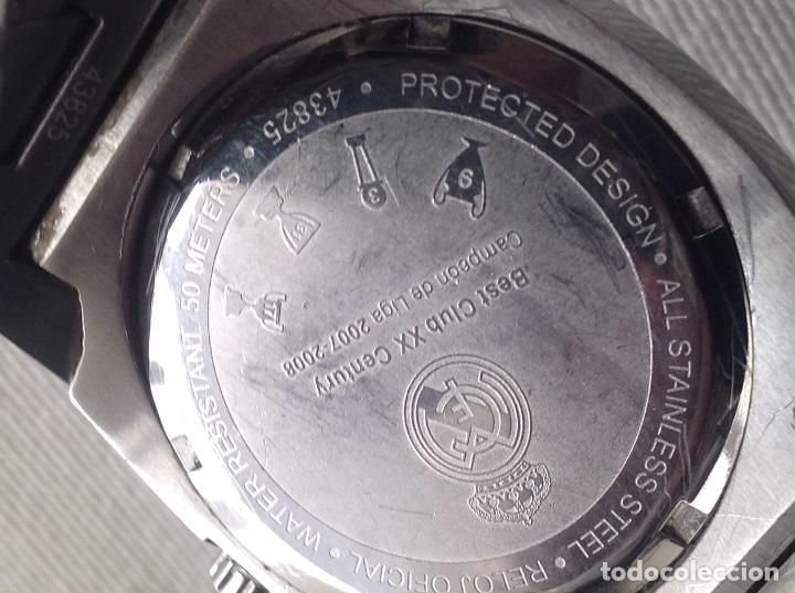 Relojes - Viceroy: RELOJ REAL MADRID CF VICEROY DE CABALLERO CON CORREA ACERO, CON CAJA - Foto 7 - 178618171