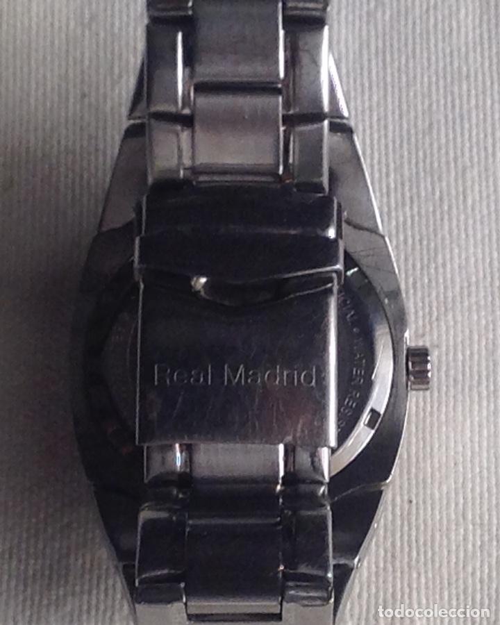 Relojes - Viceroy: RELOJ REAL MADRID CF VICEROY DE CABALLERO CON CORREA ACERO, CON CAJA - Foto 9 - 178618171